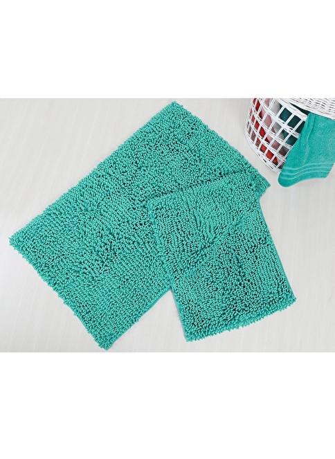 İrya Drop Banyo Paspası 60X100 + 45X60  Yeşil